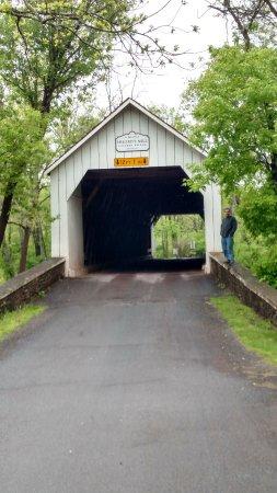 Quakertown, PA: Covered Bridge