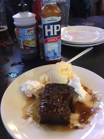 Cerritos, Californië: Realy great sticky pudding