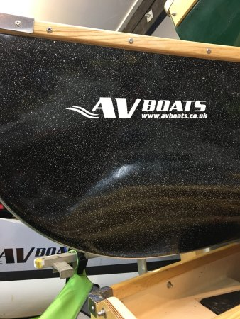 Benson, UK: AV Boats
