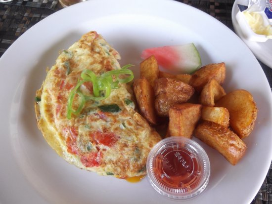 CocoLaPalm Resort: Yummy Breakfast