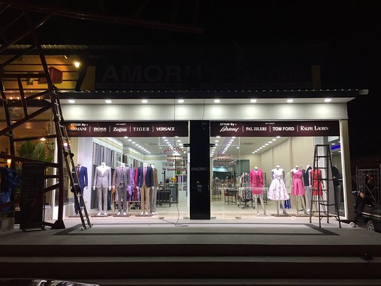 Amorn's Tailors - Khao Lak