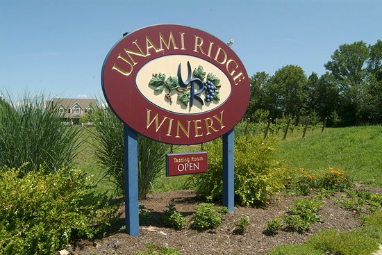 Quakertown, Pensylwania: Unami Ridge Winery