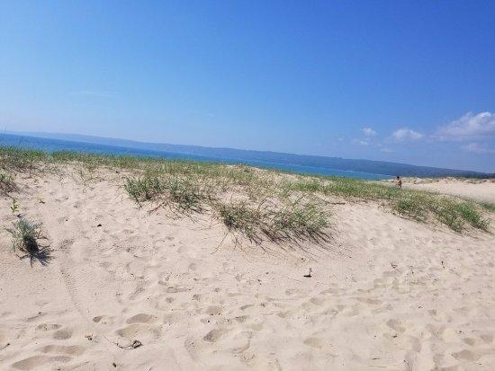 Petoskey State Park: beach