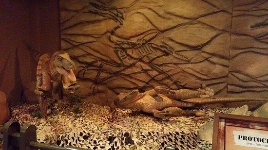 Kuala Terengganu, Malaysia: Dinosaurs Exhibitions