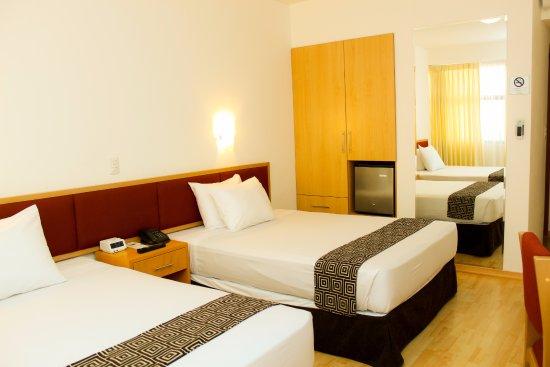 WinMeier Hotel y Casino: Habitación doble