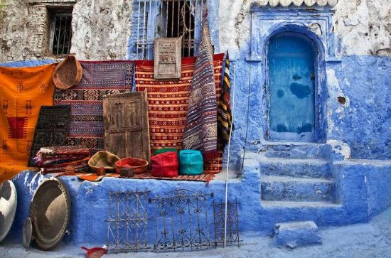 Chefchaouen Private Full-Day Tour...
