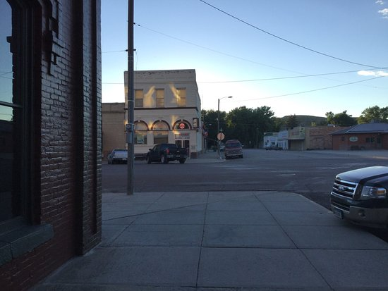 Fort Benton, MT: The Banque Steakhouse