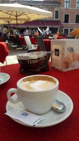 Hotel San Geremia: Cuenta con un buen restaurante!