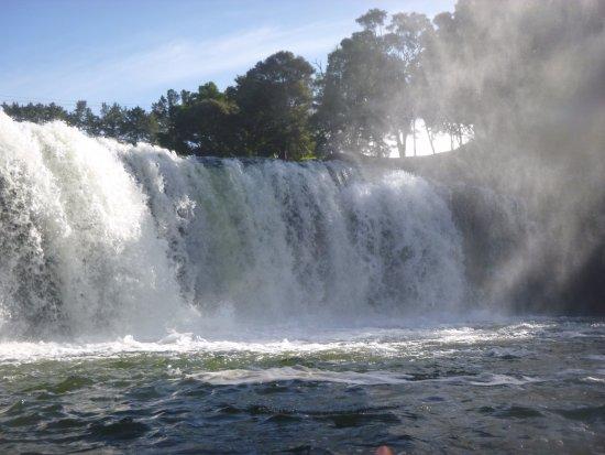Waitangi, نيوزيلندا: Haruru Falls