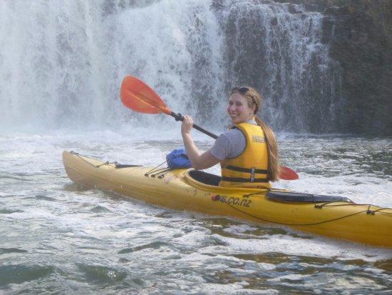 Waitangi, New Zealand: Haruru Falls