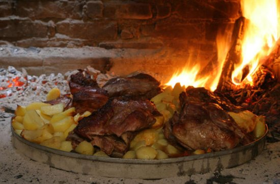 Traditional Cuisine - Peka Dinner or...