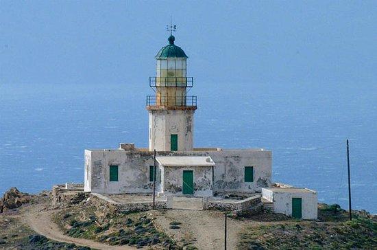 Visita alla Light House di Armenistis