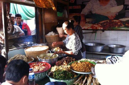 Cultural Warung Trails