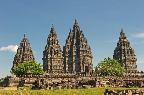 Point culminant de Yogyakarta