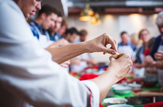 Traditional Polish Cooking Class in Kraków
