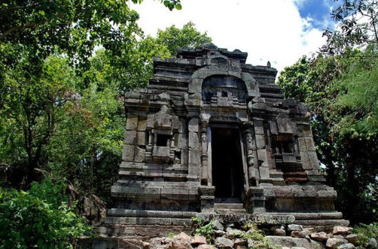 Full Day Tour Pre-Angkorian Temples of Phnom Penh