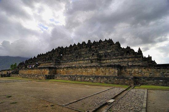 Half Day Borobudur by Bike