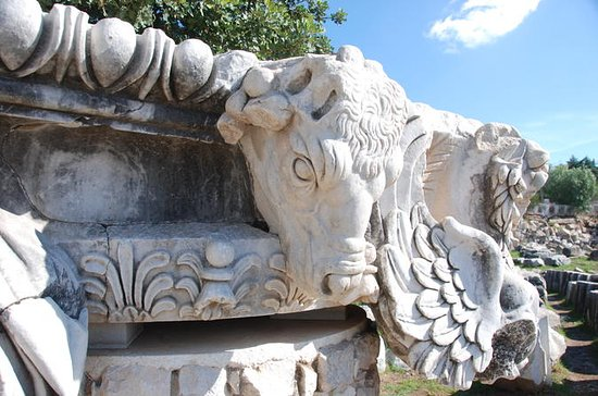 Shore Excursion: Ancient Cities of