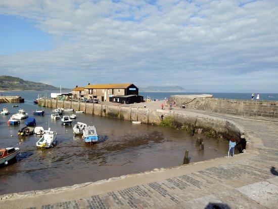 Lyme Regis, UK: Cobb