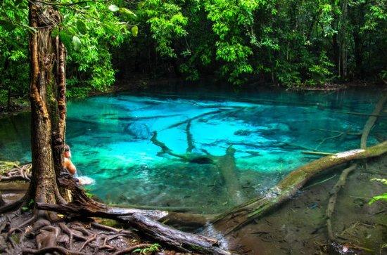 Journée complète de la piscine Emerald et du spa Hoter de Wareerak