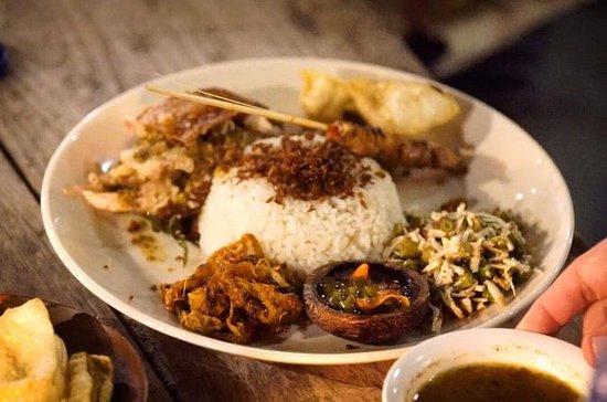 Bali Local Eat Street Piccolo gruppo