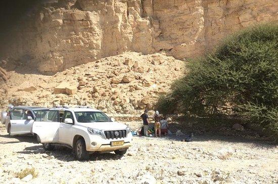 KEDEM Premium Off-Road Negev Wüste Abenteuer