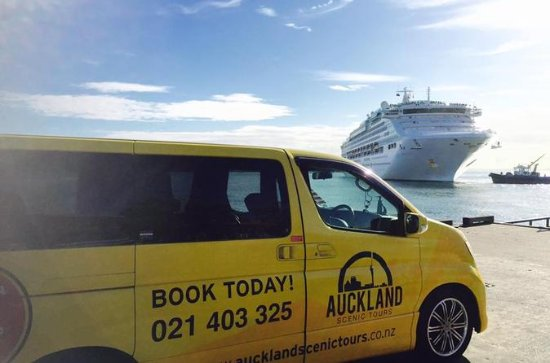 Auckland Shore Excursion: Hobbiton...
