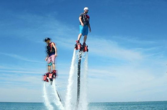 Rainforest Luquillo Beach e Flyboard