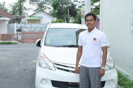 Tour privado y conductor de Bali
