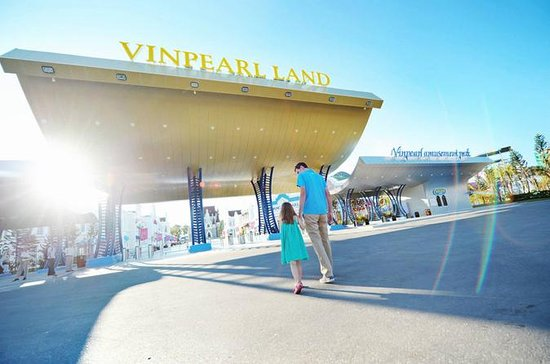 VINPEARL LAND PHU QUOC TICKET WITH ROUNDTRIP TRANSFER