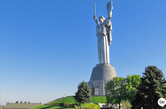 Gira soviética en Kiev