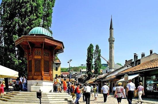 Sarajevo Wandeltocht