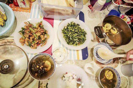 Cena en casa privada de mariscos con...