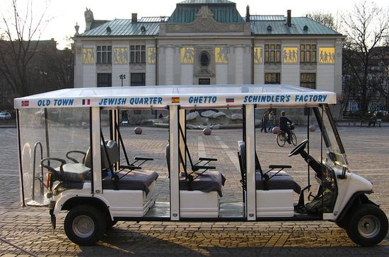 City Tour by electric car- Krakow