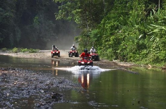 Three Hour ATV Tour through Costa...