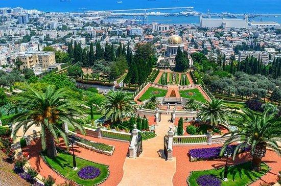 Caesarea Haifa Megiddo Akko tour from...