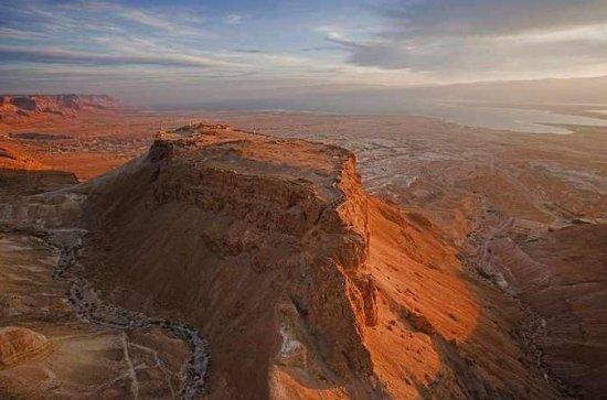 Excursión a Masada y el Mar Muerto...