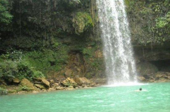 Private Helicopter Tour to Salto La Jalda Waterfalls