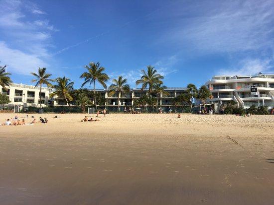 Noosa, Australia: accommodation options overlooking Main beach