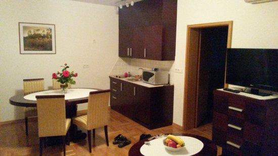 Koprivnica, โครเอเชีย: Apartmani Marbis