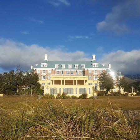 Whakapapa, Nuova Zelanda: Chateau Tongariro Hotel