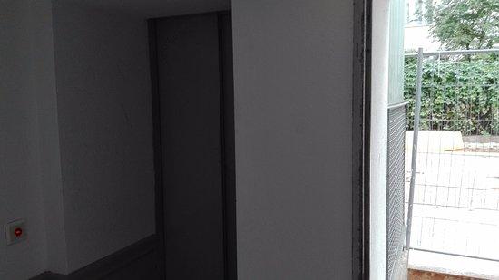 Hotel Pension Rehberge: Der Fahrstuhl