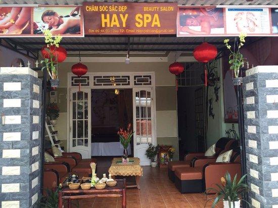 Hay Spa