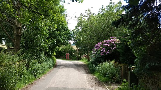 Bamford, UK: Great walk and a good visitor centre with lots of information