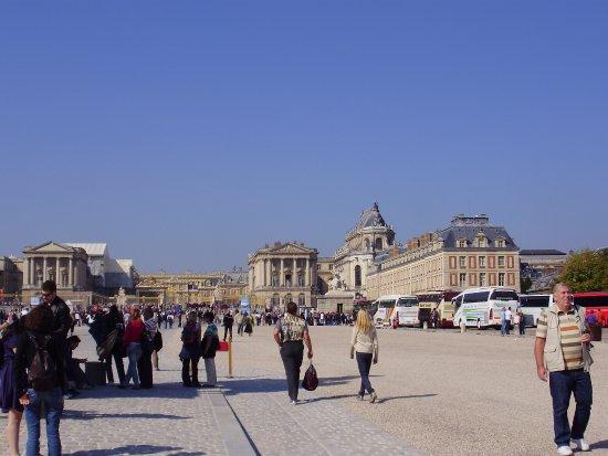 Château de Versailles : ...