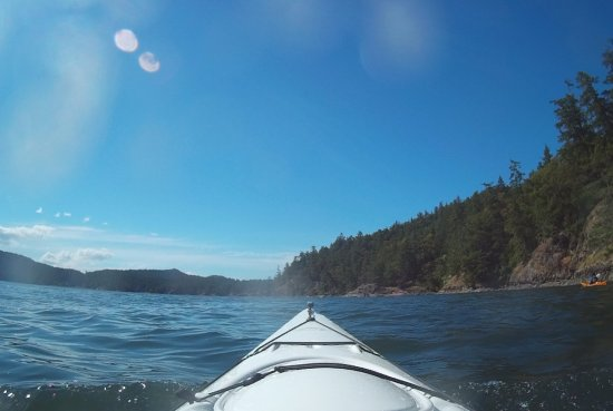Pender Island, Canadá: Sunny Afternoon (Action Camera)