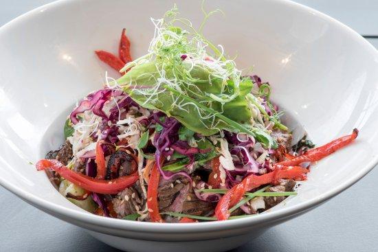 Swieqi, Malta: Thai Beef Style Salad