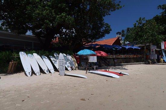Kata Beach: Surf shop