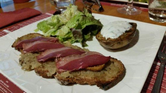Saint-Pons-de-Thomieres, Frankrig: Le Bistronome