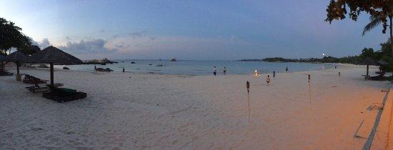 Angsana Bintan: Beach Dinner